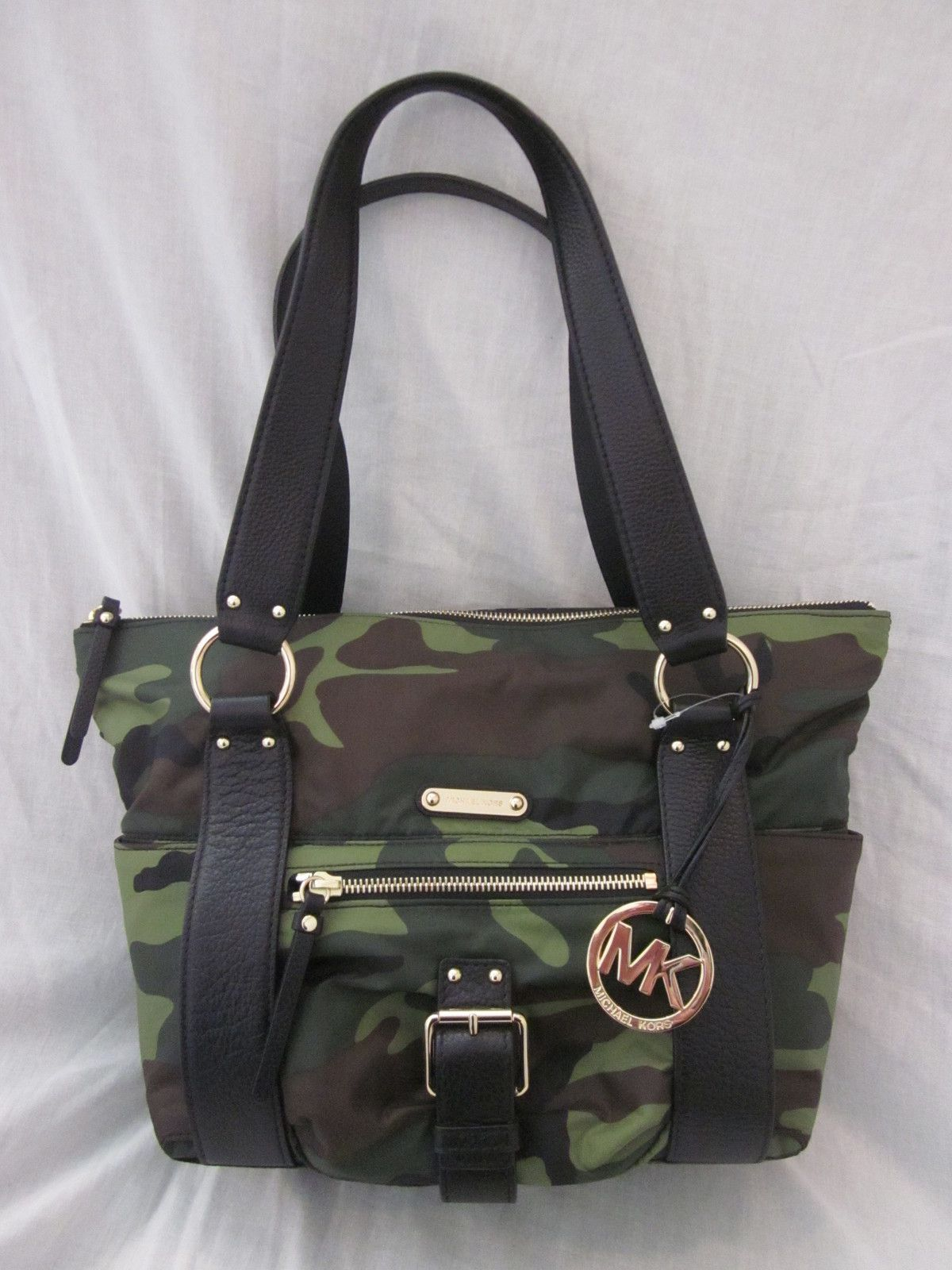 Michael Kors camo bag