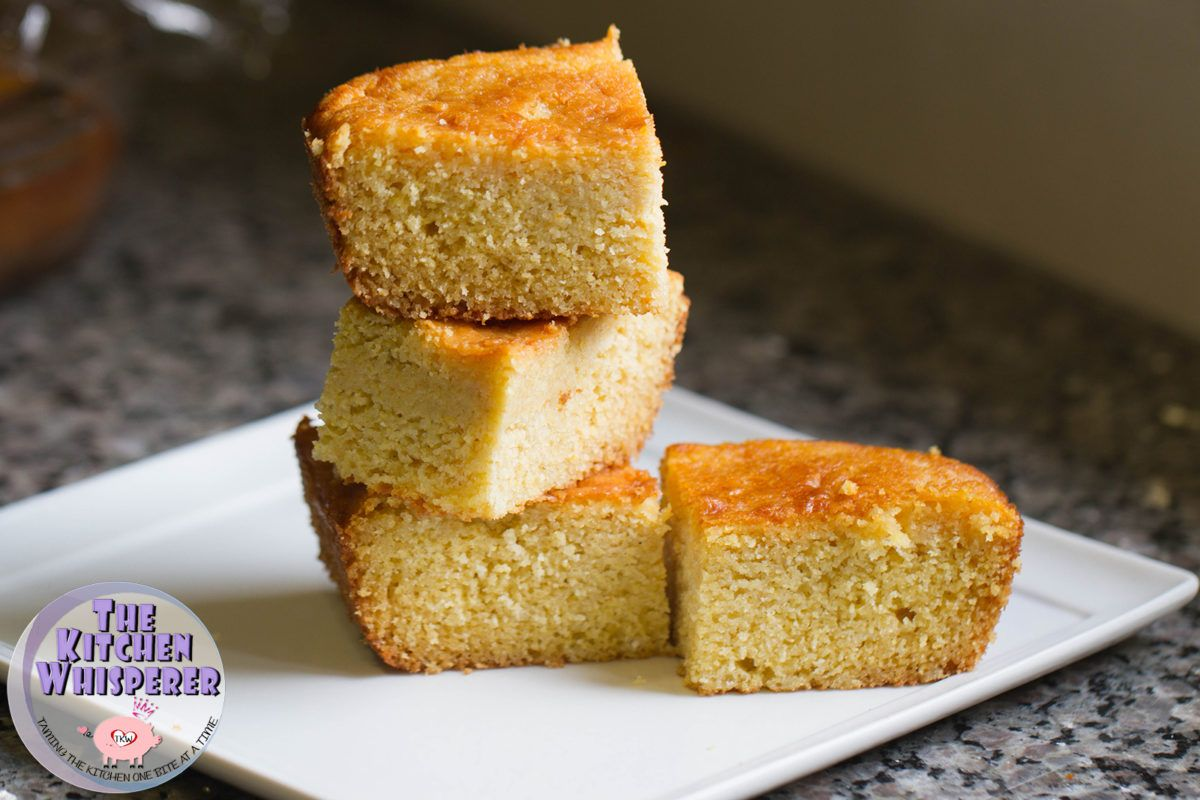 Sweet Honey Butter Buttermilk Cornbread Recipe Buttermilk Cornbread Honey Butter Bread Recipes Sweet