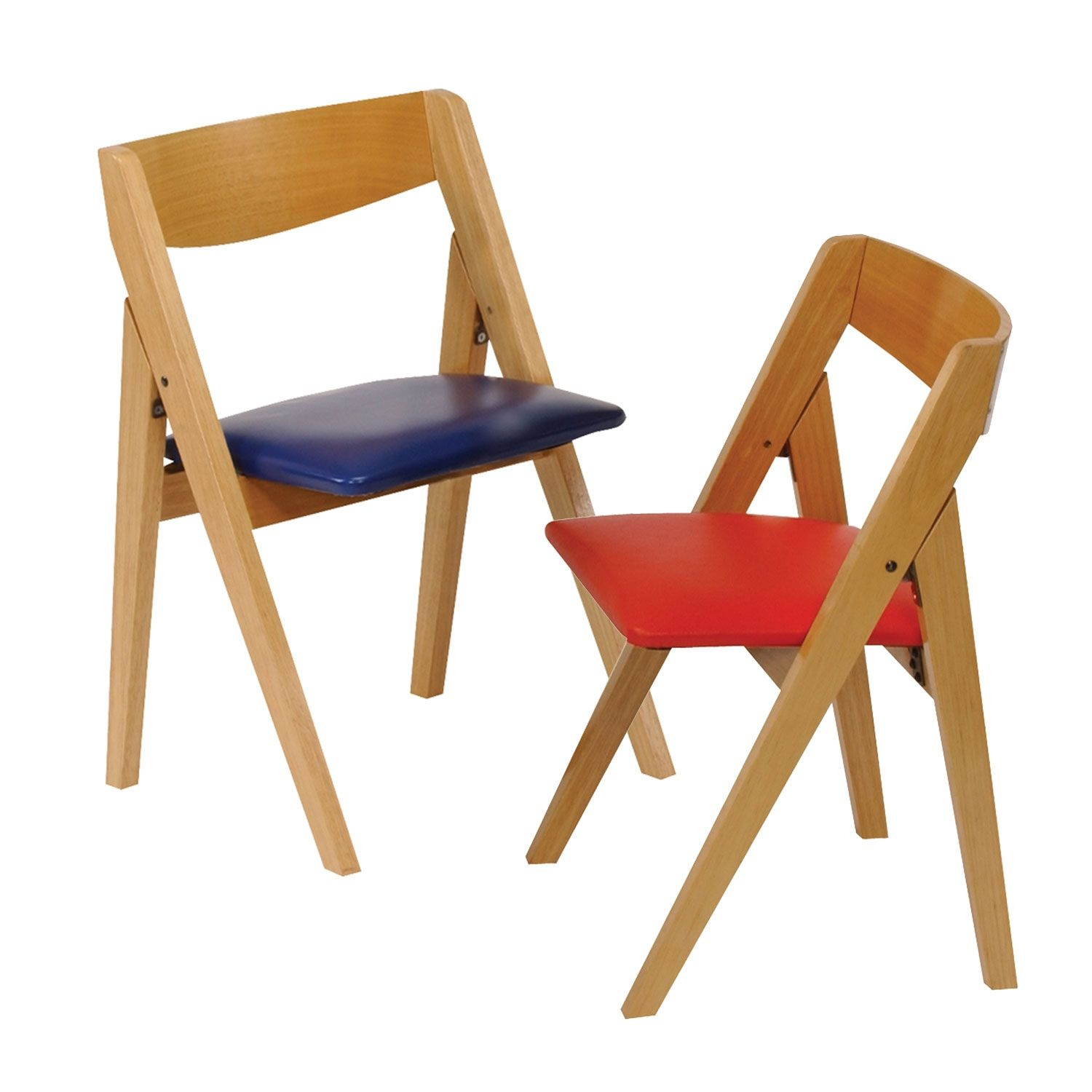 Childrens Folding Table And Chairs Childrens Fold Up Chairs Retro Home Wooden Folding Chairs
