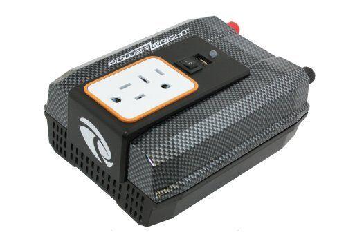 Power Bright Xr400 12 Power Inverter 400 Watt 12 Volt Dc