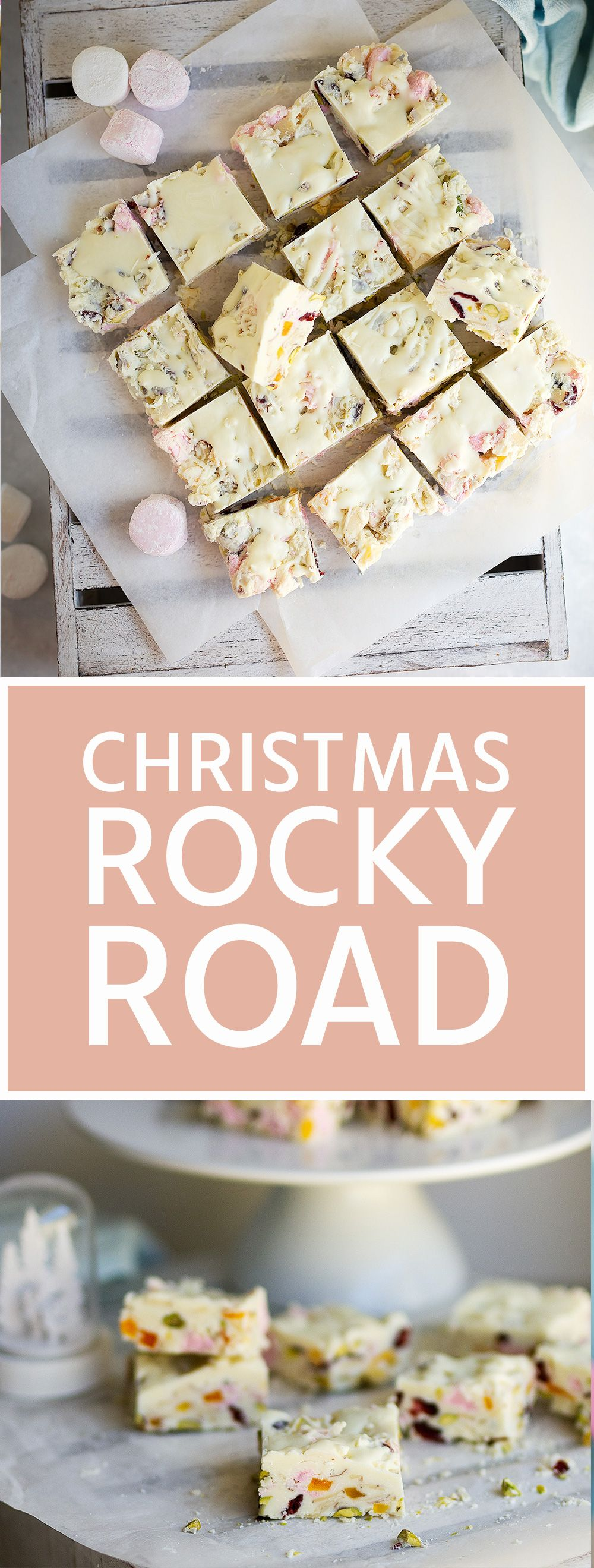 Photo of Christmas Rocky Road Recipe | School Lunch Boxes | Kids Eat by Shanai