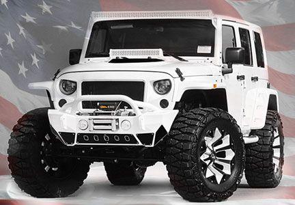Jeeps For Sale In Tn >> Jeep Customization Nashville Tn American Custom Jeep
