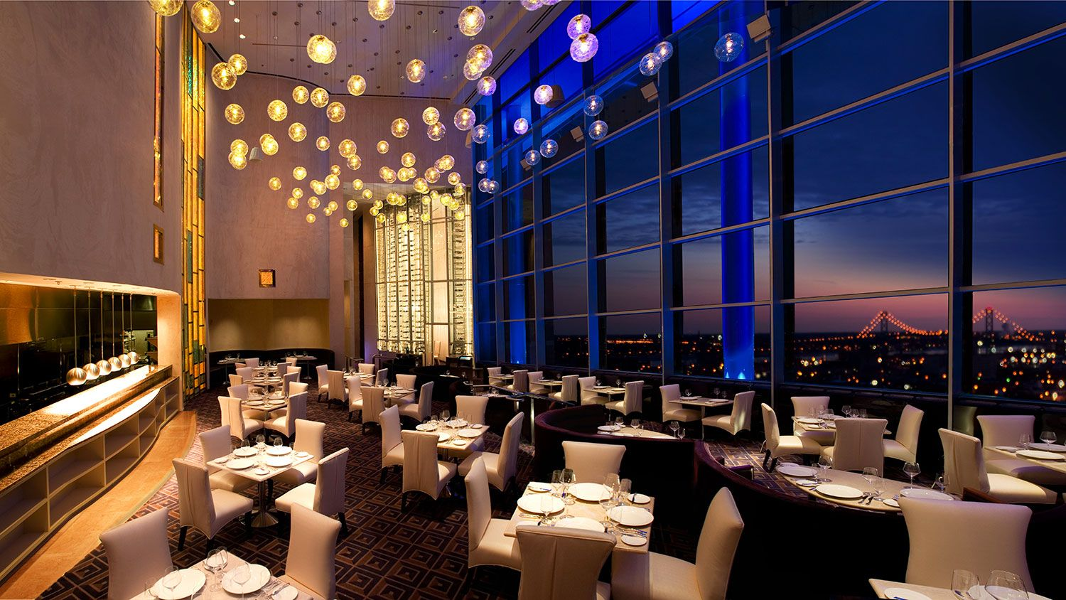 The 100 Most Scenic Restaurants in America, According to