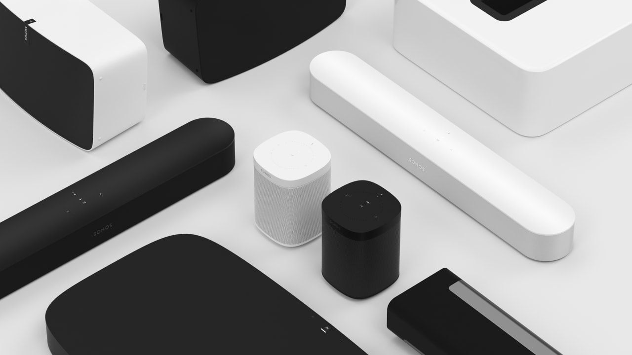 Sonos files for IPO with plans to raise 100 million