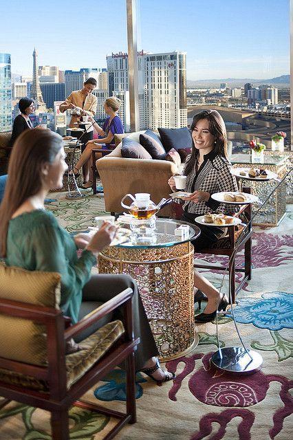 Tea Lounge At Mandarin Oriental Las Vegas Omg Tea Tea Cups