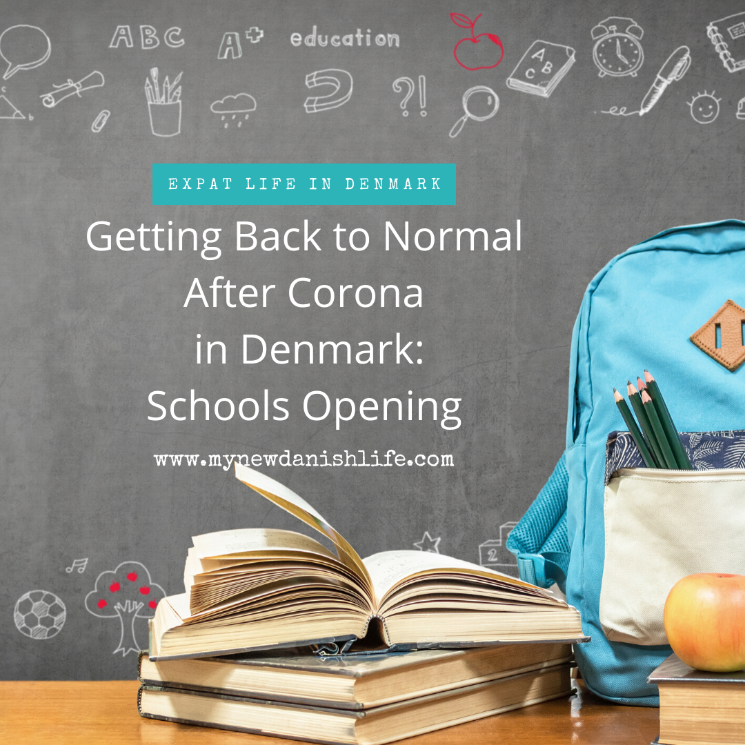My New Danish Life Life Cool Things To Make School Opening
