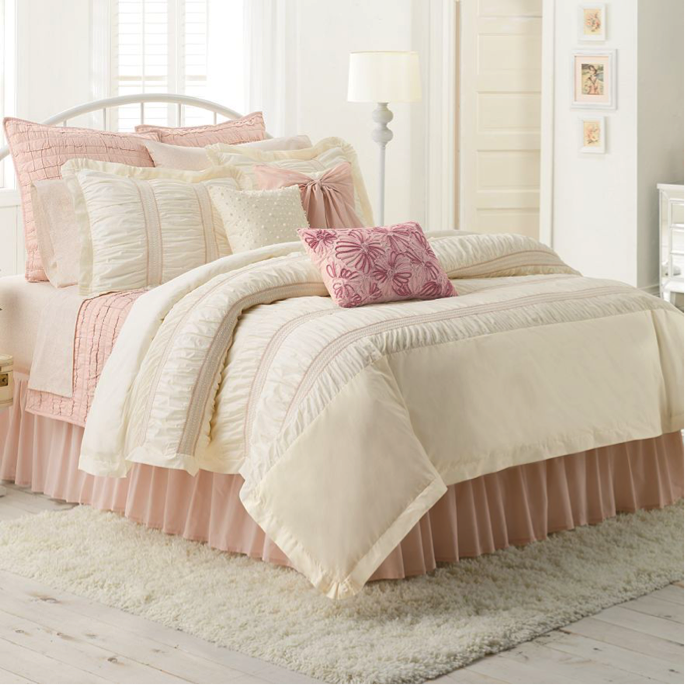 LC Lauren Conrad For Kohlu0027s Lily Bedding Set