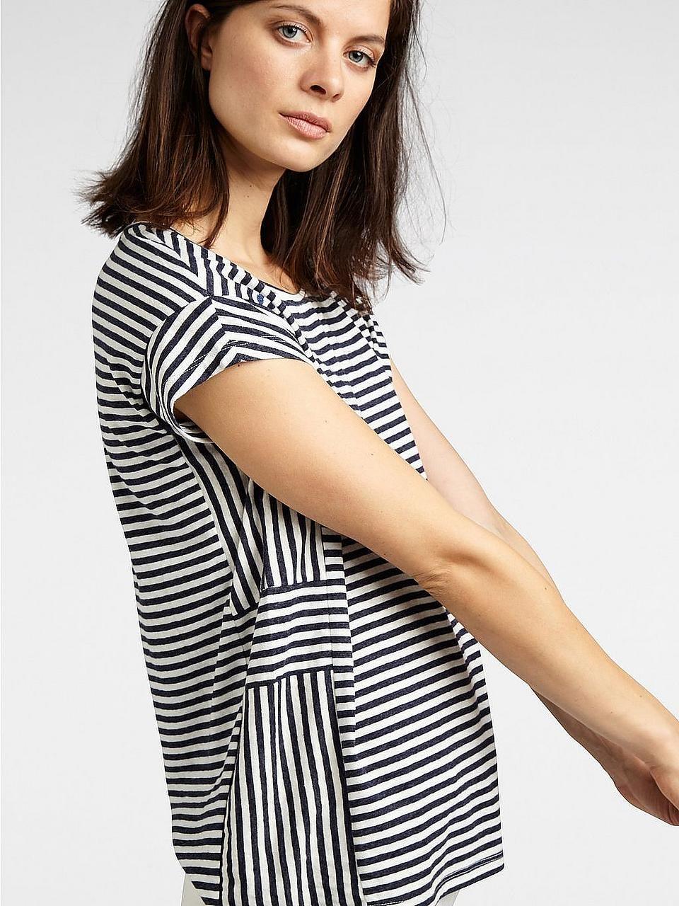 16bf8cb8bbb26c sandwich Gestreiftes Shirt mit Punktemuster Streifen sind Trend! Entdecke  jetzt auf baur.de gestreifte