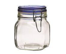 Glass Air Seal Jars Organize Pinterest