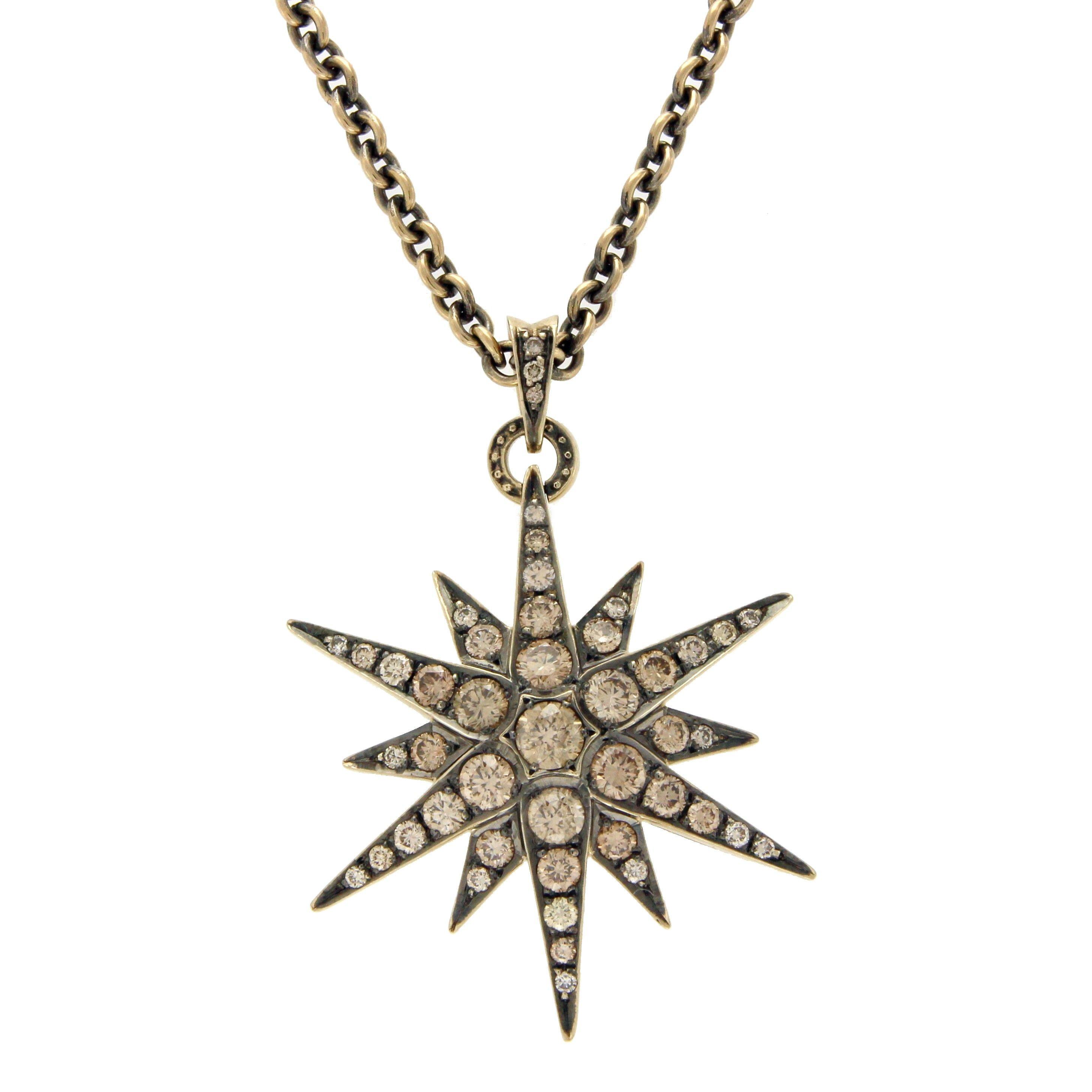 c6b6a8b4210f3 H. Stern H. Stern 18K Yellow Gold and Champagne Diamonds Genesis ...