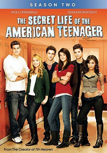 The Secret Life Of The American Teenager Volume 2 Secret Life