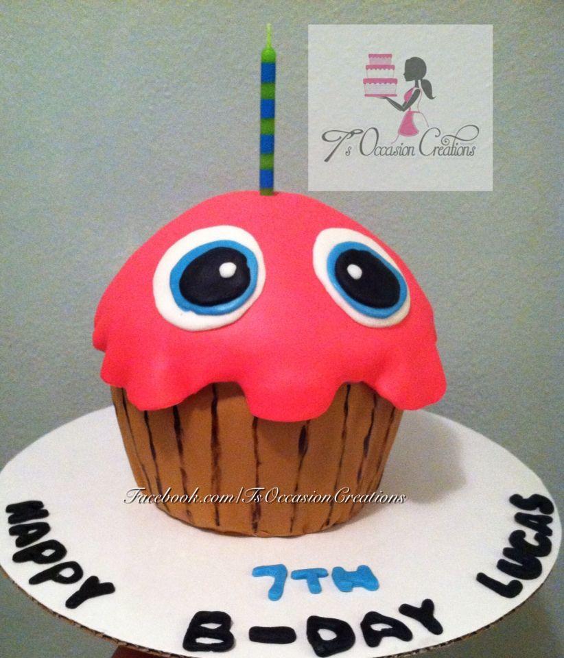Five Nights Birthday Cake At Freddys