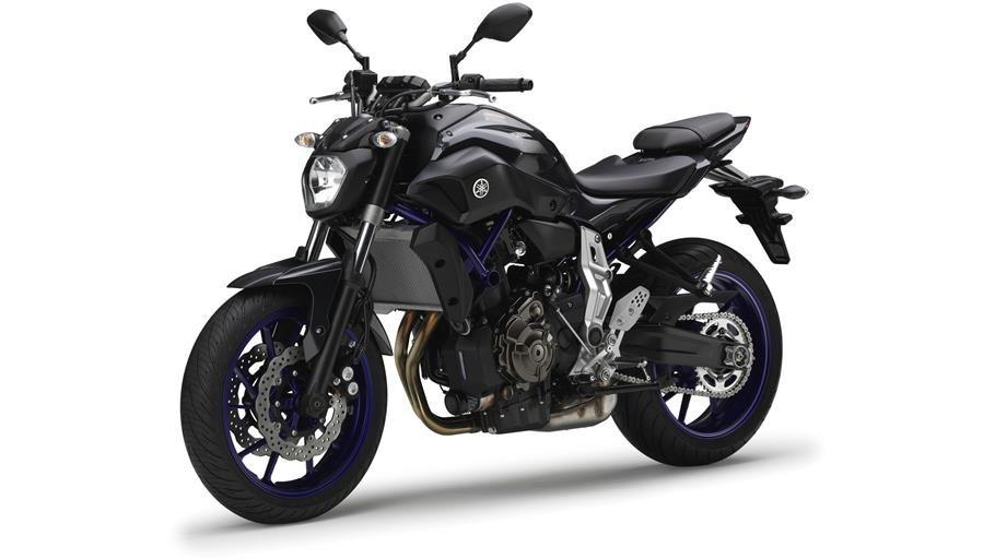 la MT07 - 2014 en Race Blue   Moto   Yamaha, Yamaha mt07, Yamaha fz 4f6685cc68b5