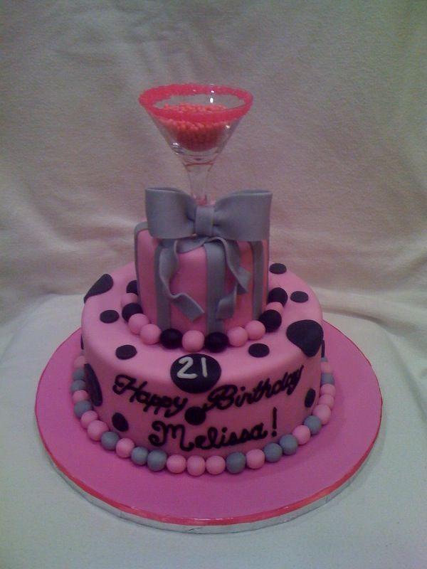 Superb Easy Idea For A 21St Birthday Cake 21St Birthday Cakes 21St Birthday Cards Printable Giouspongecafe Filternl