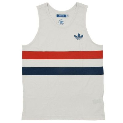 954fd21c1db0 Summer running swag. Adidas  72 Archive Tank Top (White Vapour ...