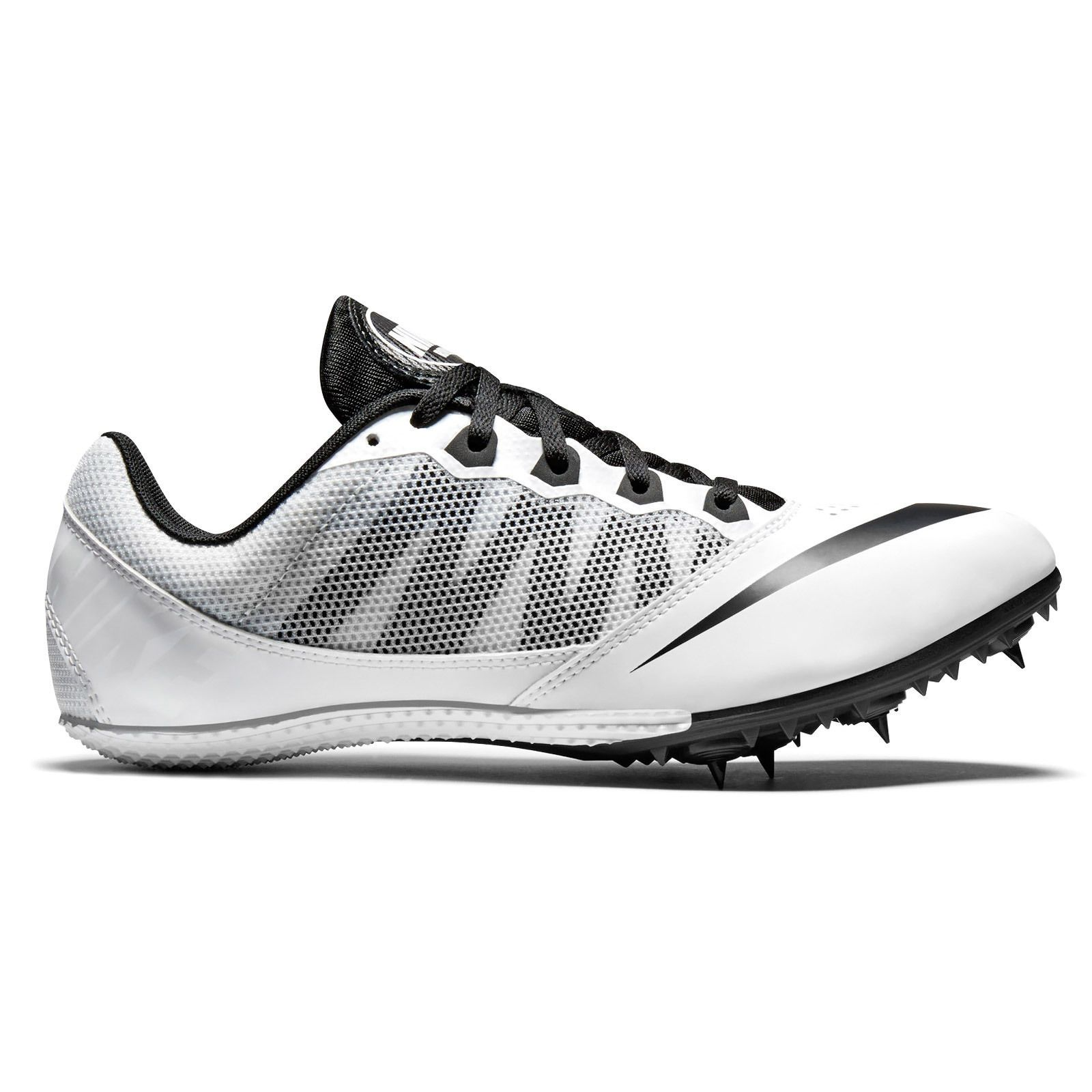 New Nike Zoom Rival S 7 Mens Track & Field Spikes Sprint Running Shoes White