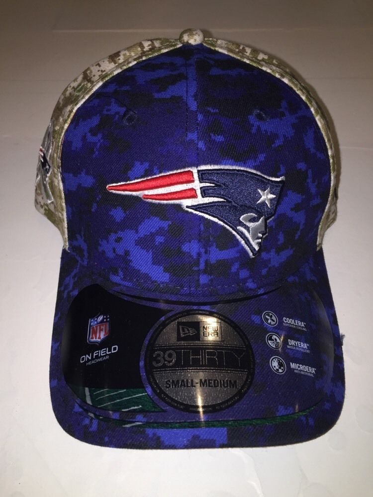6926588878b New England  Patriots New Era Team Salute To Service 39thirty Cap Hat Camo  S m from  49.99