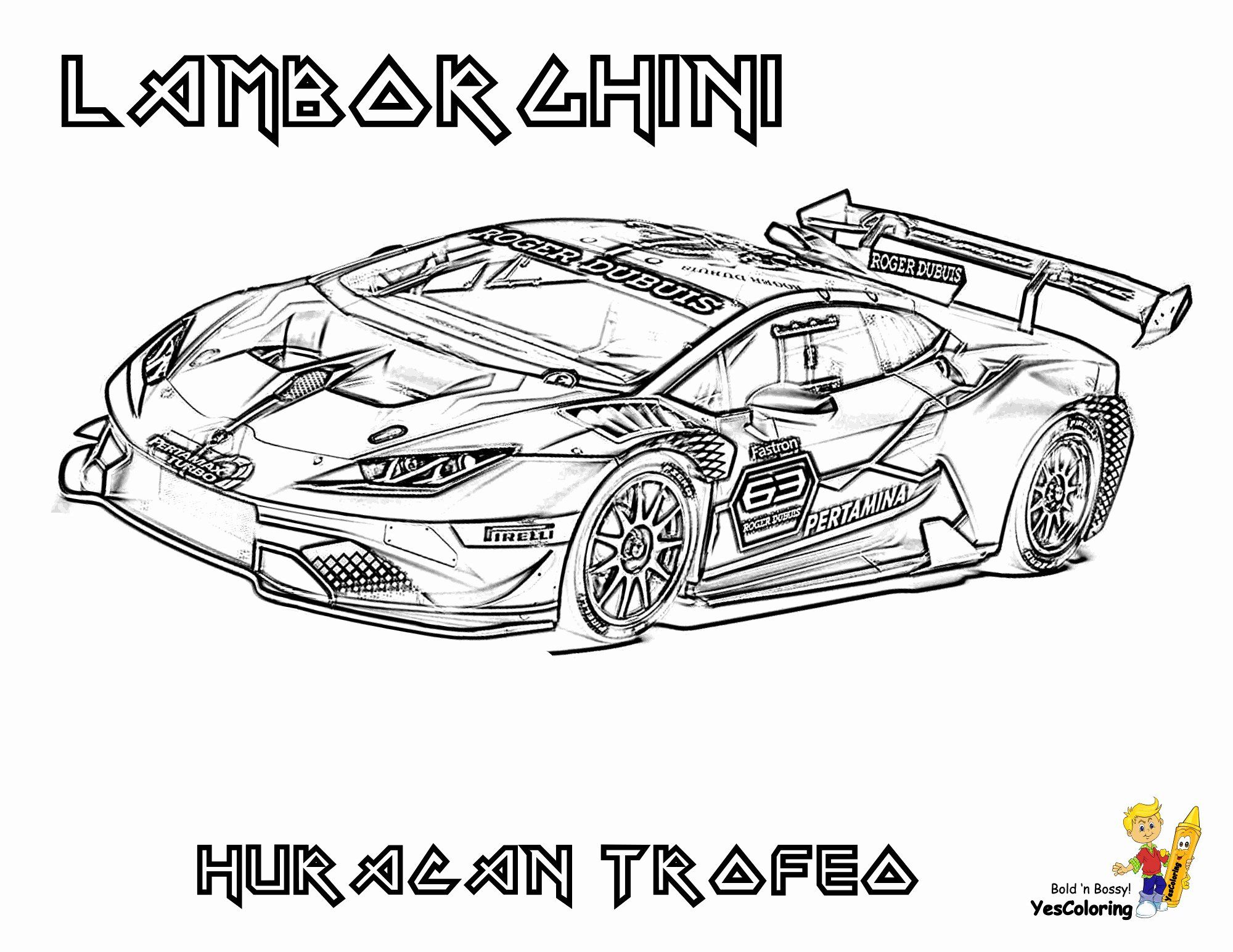 Coloring Pages Sports Cars New Sports Cars Coloring Pages