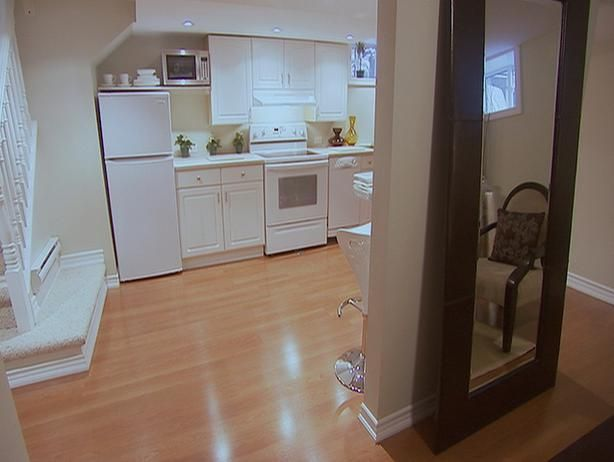 BeforeandAfter Makeovers From Income Property Roommates Mesmerizing Basement Refinishing Ideas Property