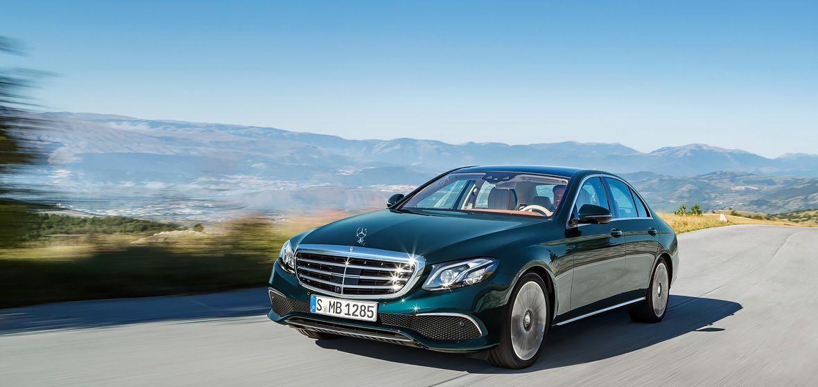 Mercedes Benz E Class For Sale In Kenya