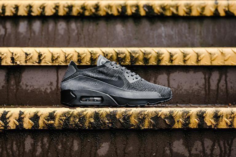 sports shoes 9343e 28a56 nike air max 90 ultra gray yellow