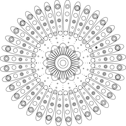 Printable Coloring Sheets - Page 2   Coloring   Pinterest   Mandalas