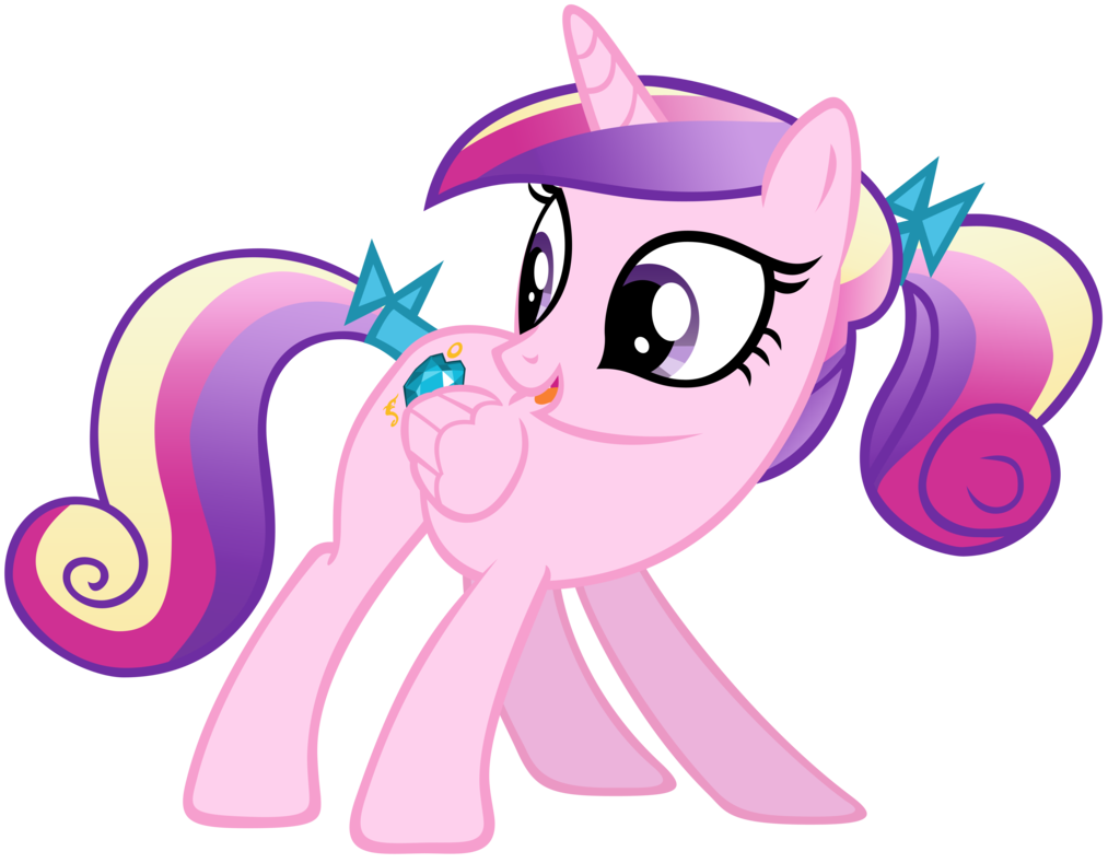 Filly Cadence by ~CrusierPL on deviantART