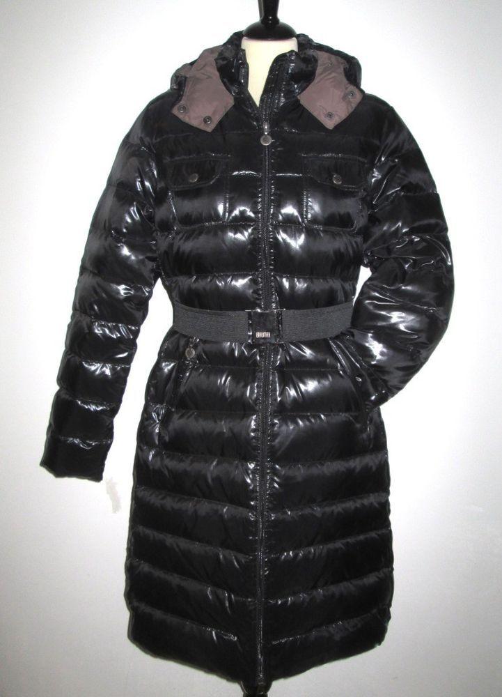 BLAUMAX Daunenmantel schwarz, Gr.XL * * * | eBay