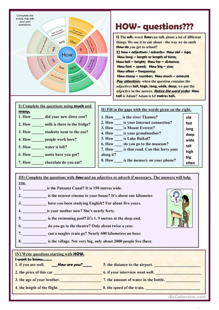 How Questions Worksheet Free Esl Printable Worksheets Made By Teachers This Or That Questions Learn English English Lessons [ 1079 x 763 Pixel ]