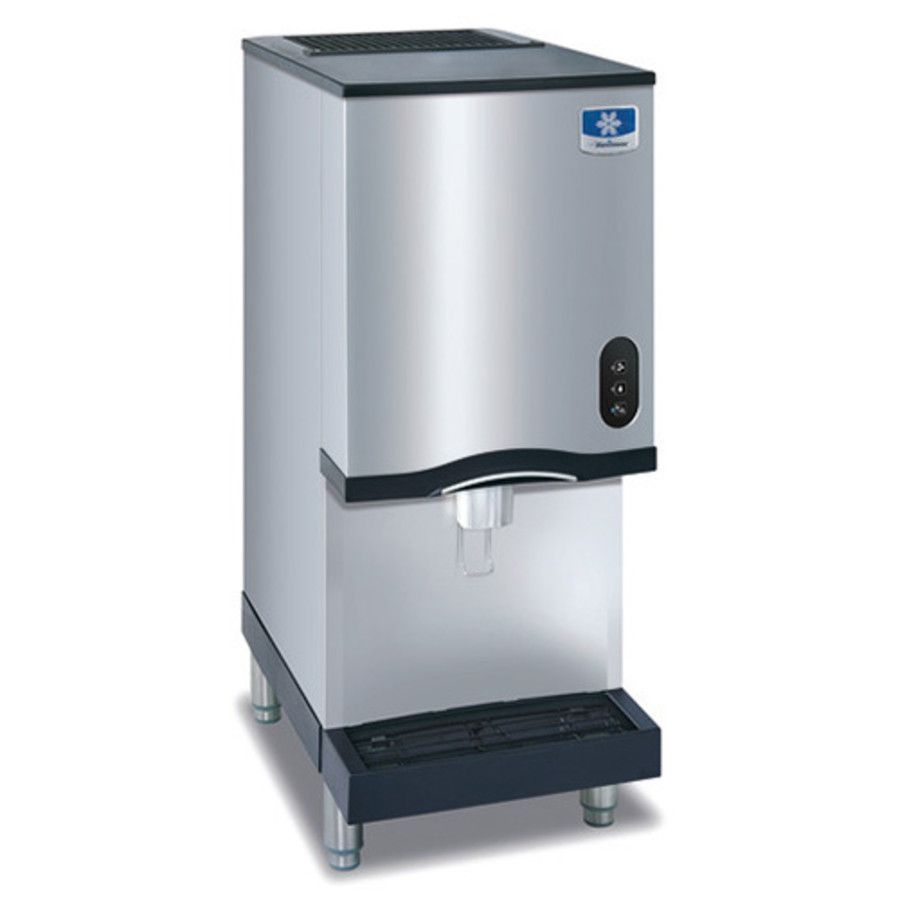 Countertop Nugget Ice And Water Dispenser 12 Lb Bin Primary Image