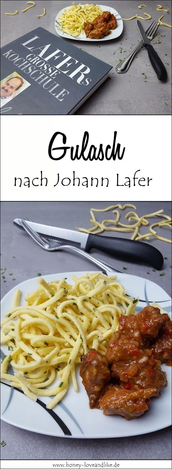 Gulasch Rezepte Lafer