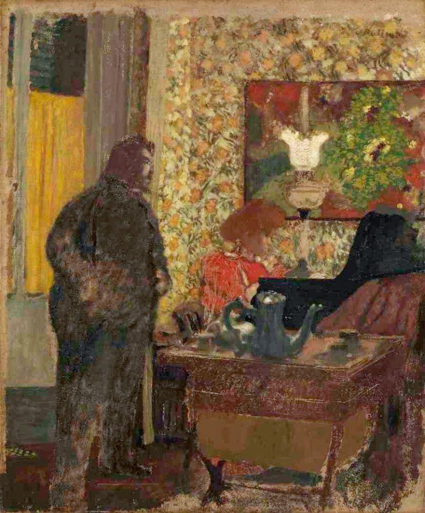 FRENCH PAINTERS: Edouard VUILLARD