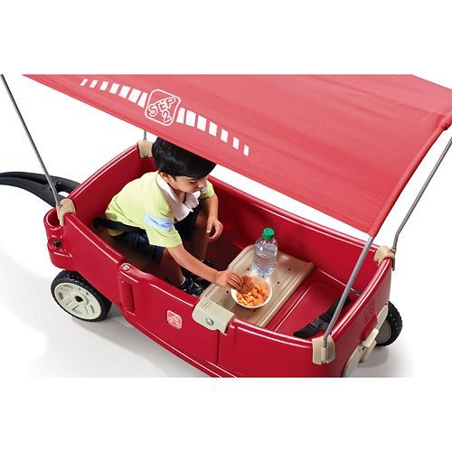 Step2 All Around Canopy Wagon Cool Things To Buy Canopy