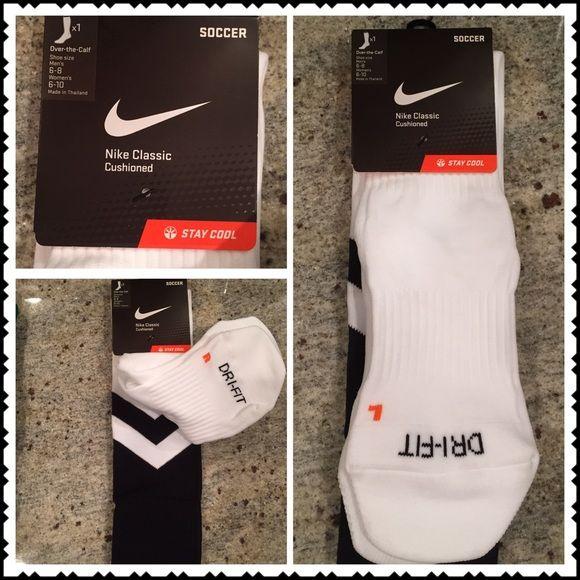 Nike Classic Cushioned Soccer Socks Over The Calf Nike Classic Nike Accessories Nike