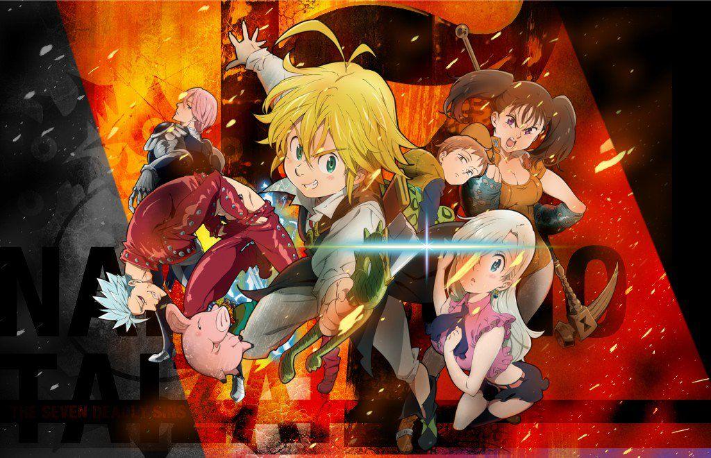 7 Anime Like Nanatsu No Taizai The Seven Deadly Sins Anime