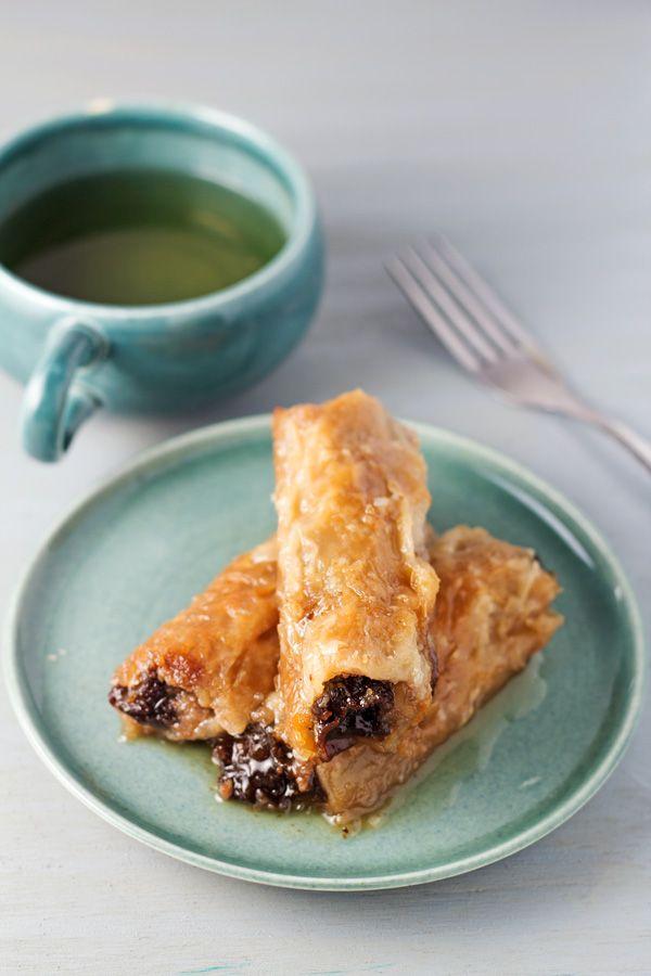 for the sljivopita - #plum #pie recipe go to balkanlunchbox
