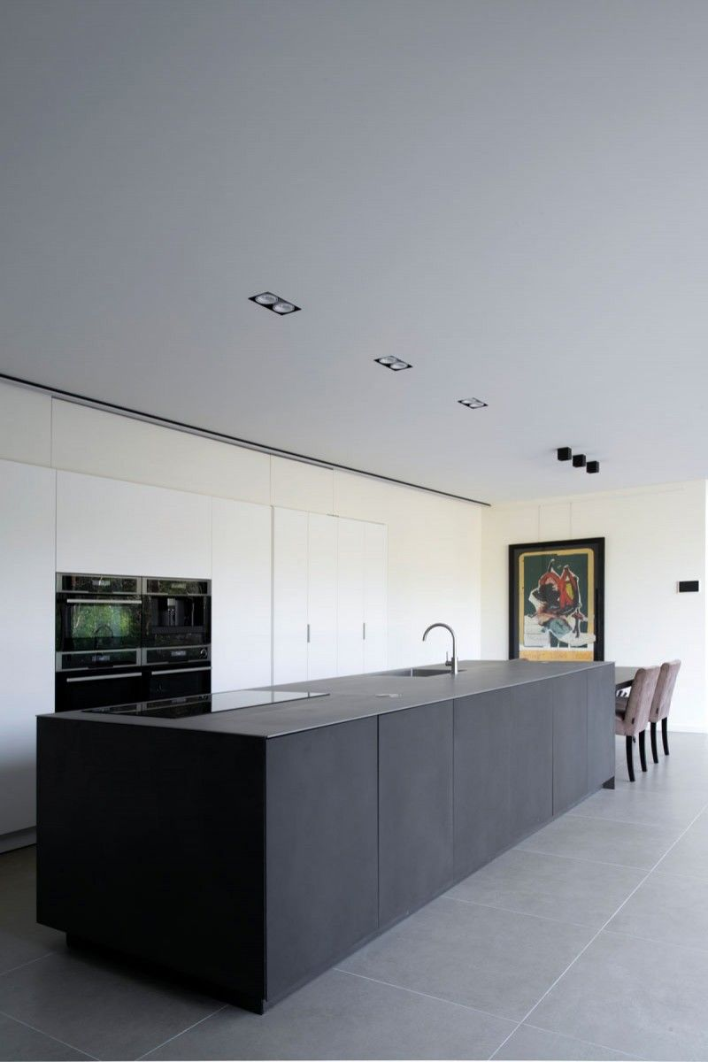 Home Sweet Home » Modernisme, warmte en kunst in het interieur ...
