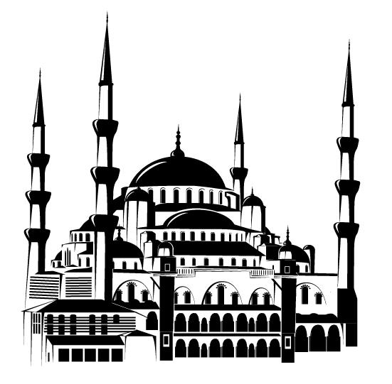 Gambar Masjid Vector Picture Rumah Minimalis Clip Art Library Mosque Silhouette Masjid Vector Siluet Masjid