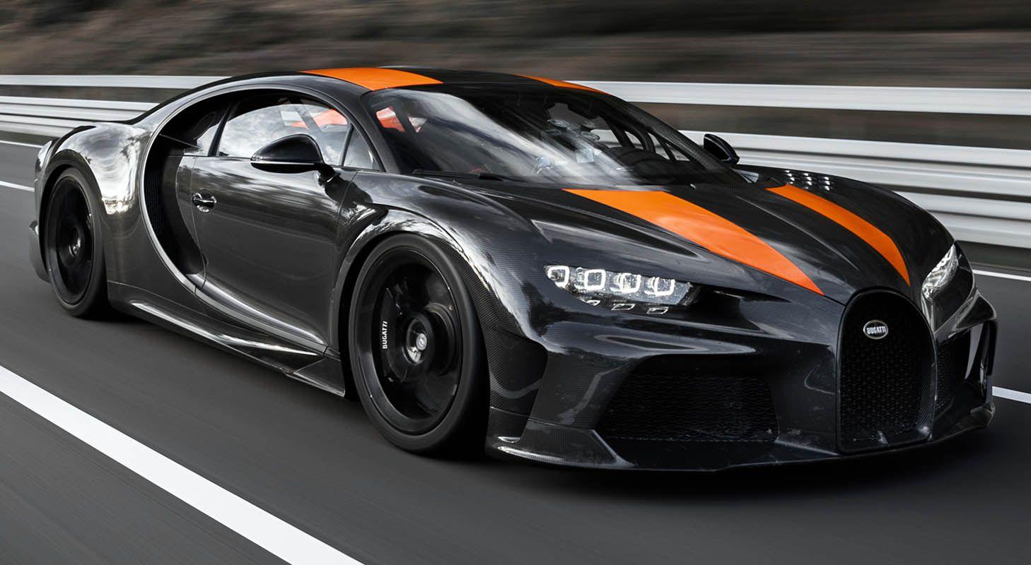 رسميا بوغاتي شيرون تستعيد لقب أسرع سيارة في العالم وتتخطى سرعة 490 كلم بالساعة موقع ويلز Bugatti Chiron Bugatti Super Sport Bugatti
