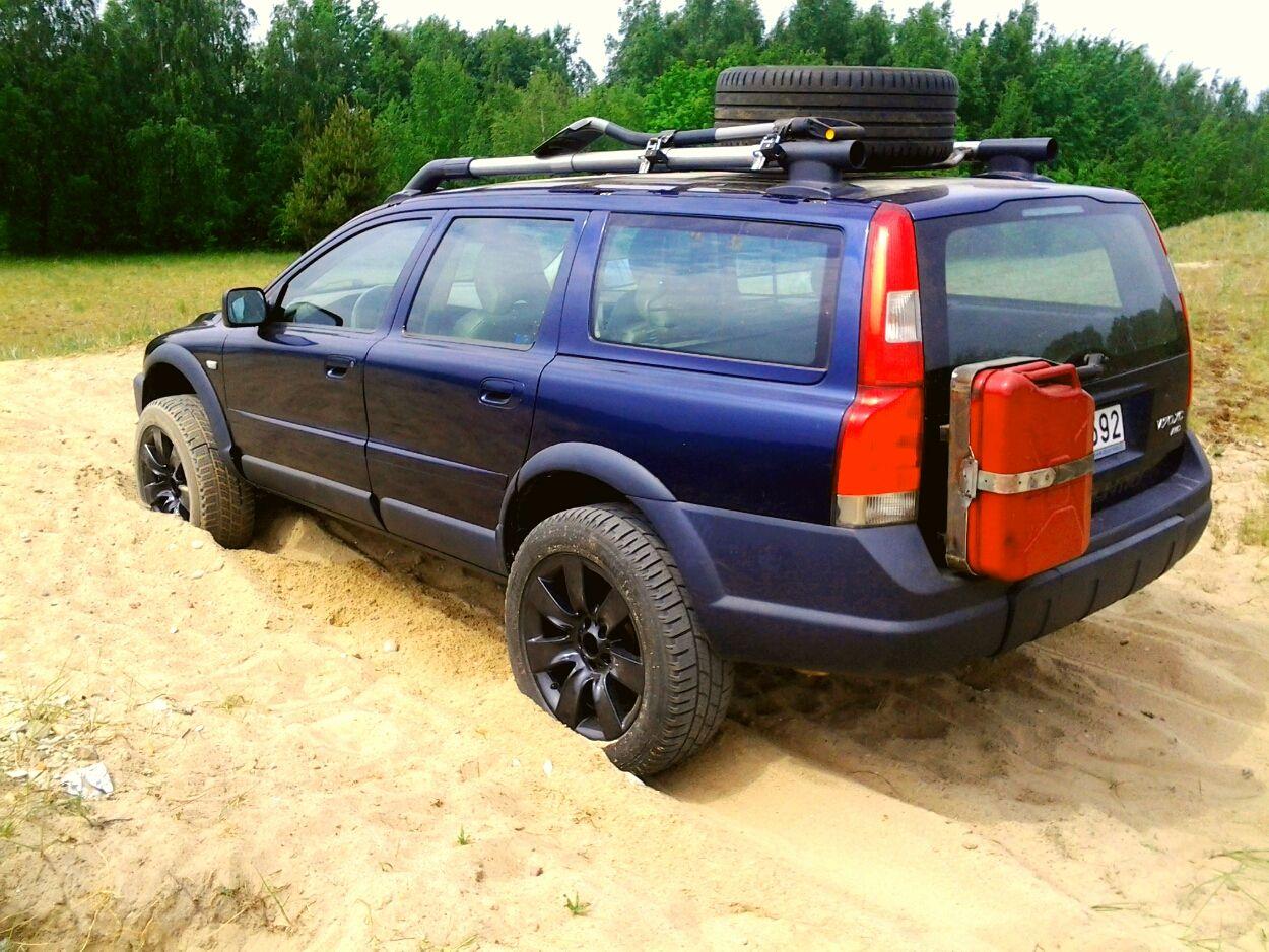 Volvo Roof Racks
