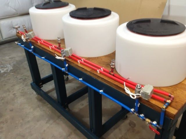 DIY glycol chilled plastic conical fermenters - Page 3 - Home Brew Forums