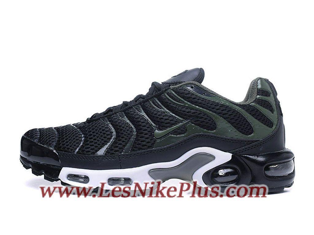 Sneaker Nike Air Max Plus (Nike TN) ID Chaussures de Basket Pas Cher Pour  Homme Noir Vert 903827_A002 - 903827_A002 - Préparez-vous au sport et au  style ...