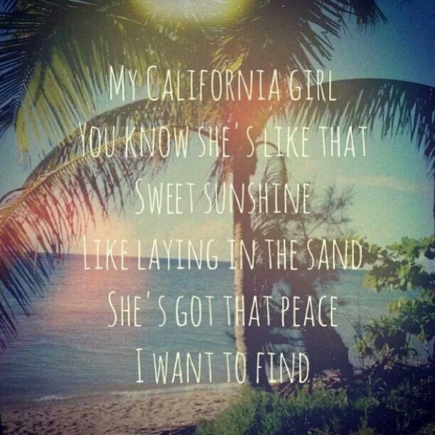I M Going Back To Cali California Girls Reggae Life