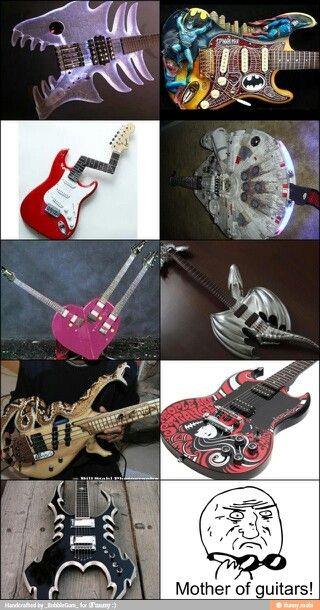 Mother of guitars