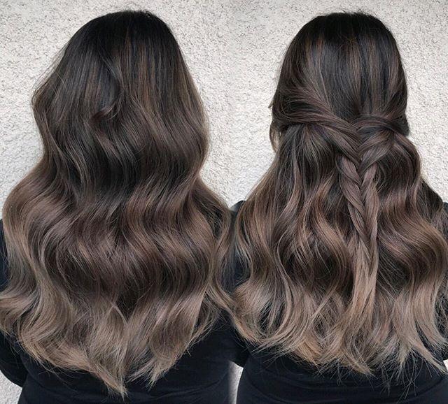 Image Result For Ash Brown Dark Blonde Color Melt Pretty Hair