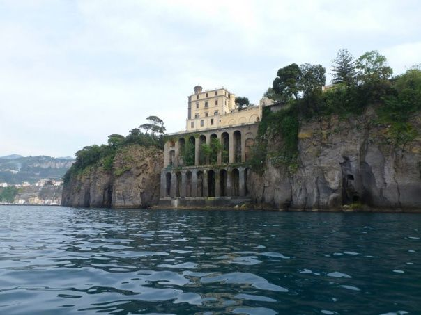 Villa Crawford   Sorrento and Amalfi Coast