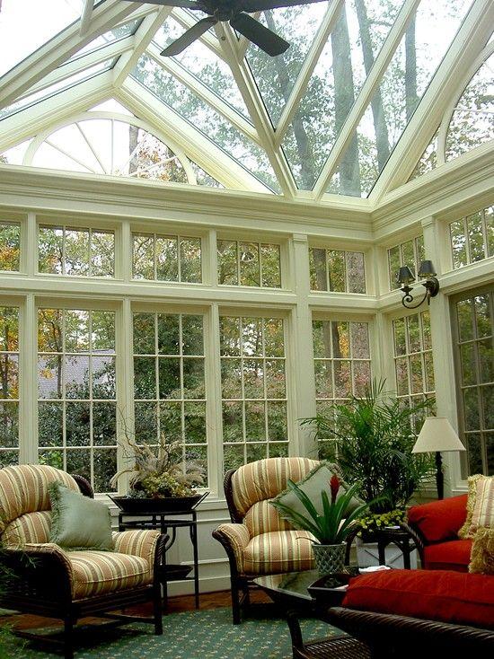 Sunroom Addition House Design Conservatory Design: Dc Metro Patio Sunroom Design, Pictures, Remodel, Decor And Ideas