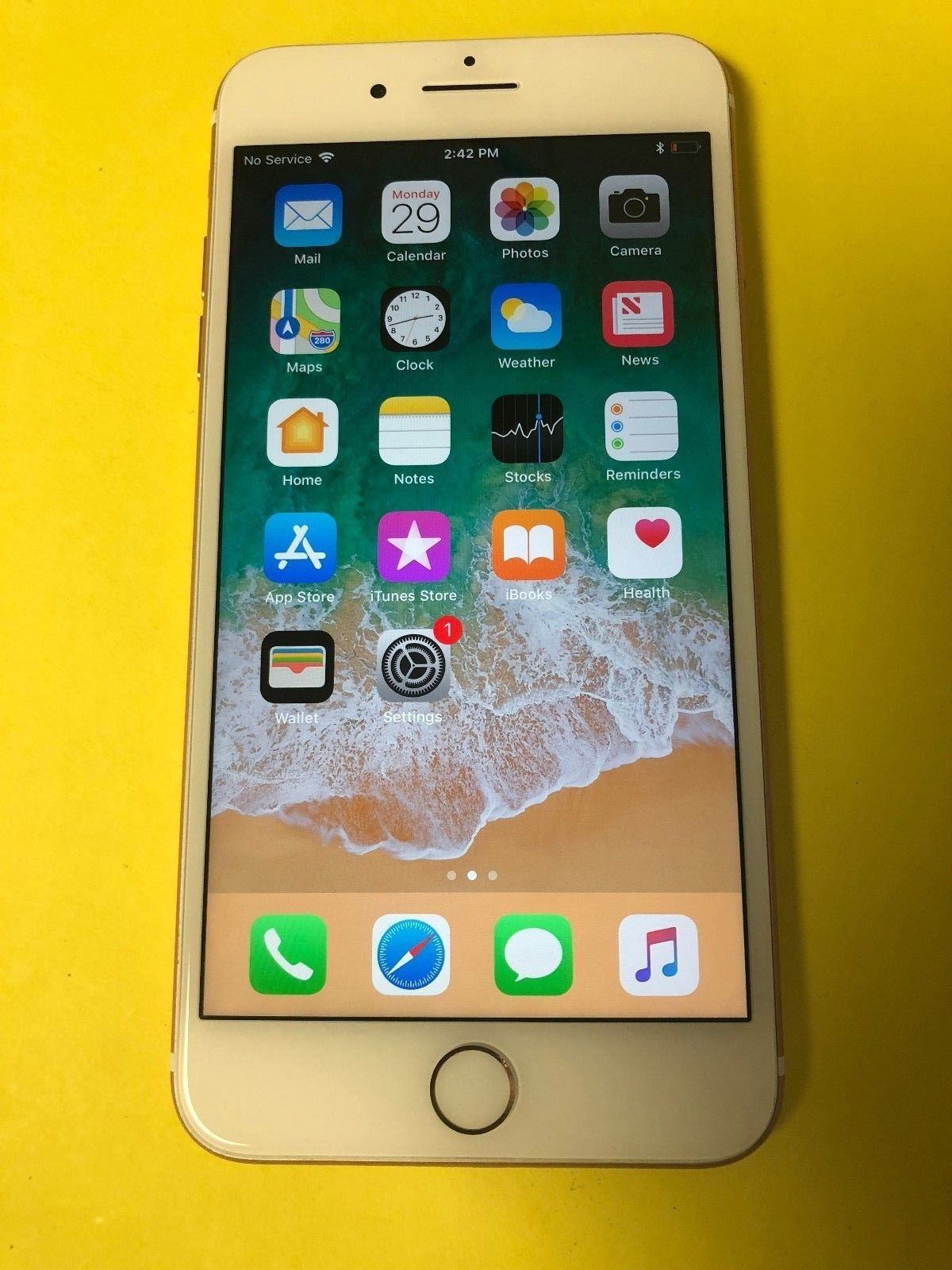 Apple Iphone 7 Plus 256gb Rose Gold At T Smartphone Good Condition Ebay Link Iphone Apple Iphone Iphone 8 Plus