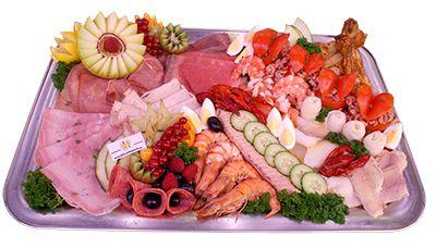 Luxe buffet vis & vlees