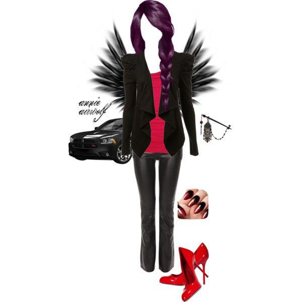 Business Chic by annieairwolf on Polyvore